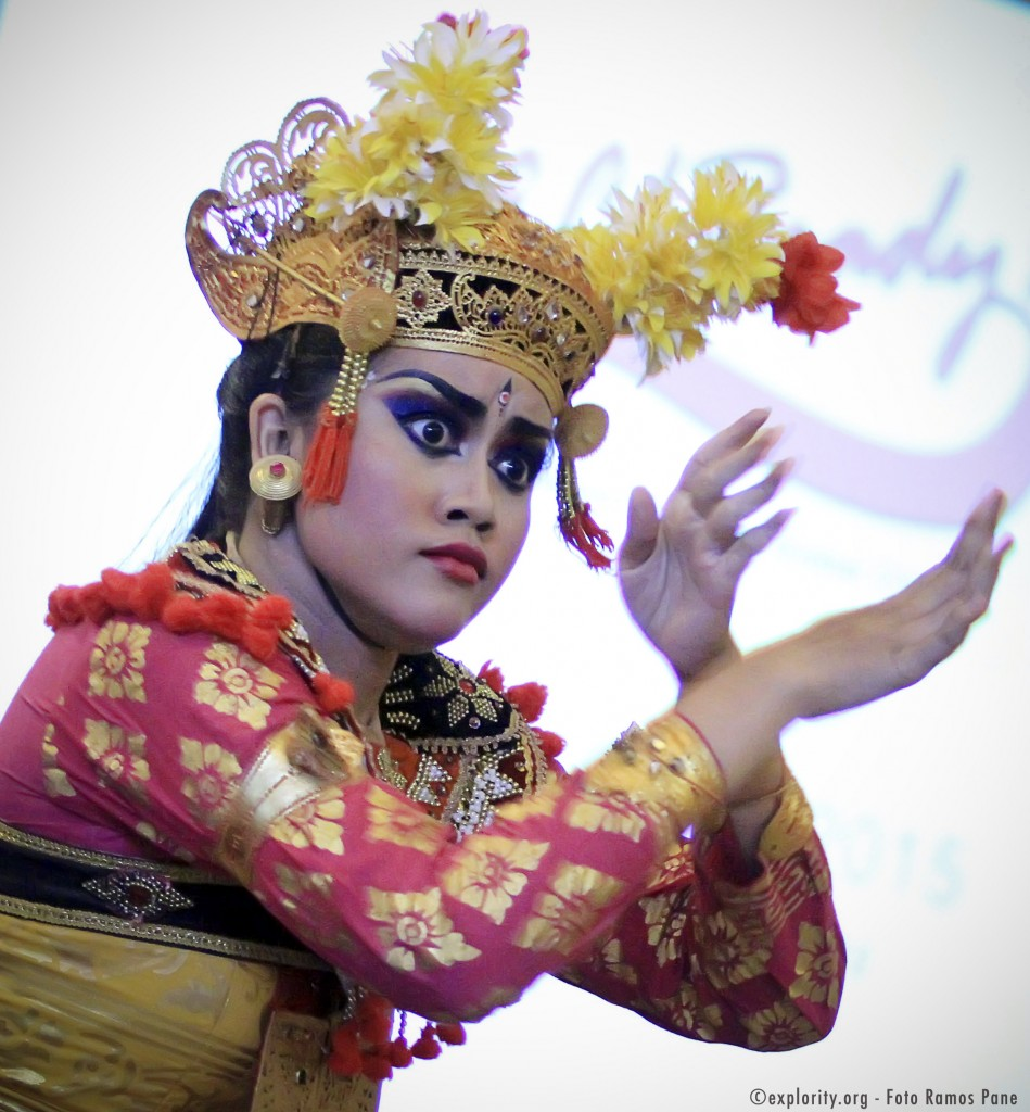 Calonarang – a holy ceremony and dance in Bali