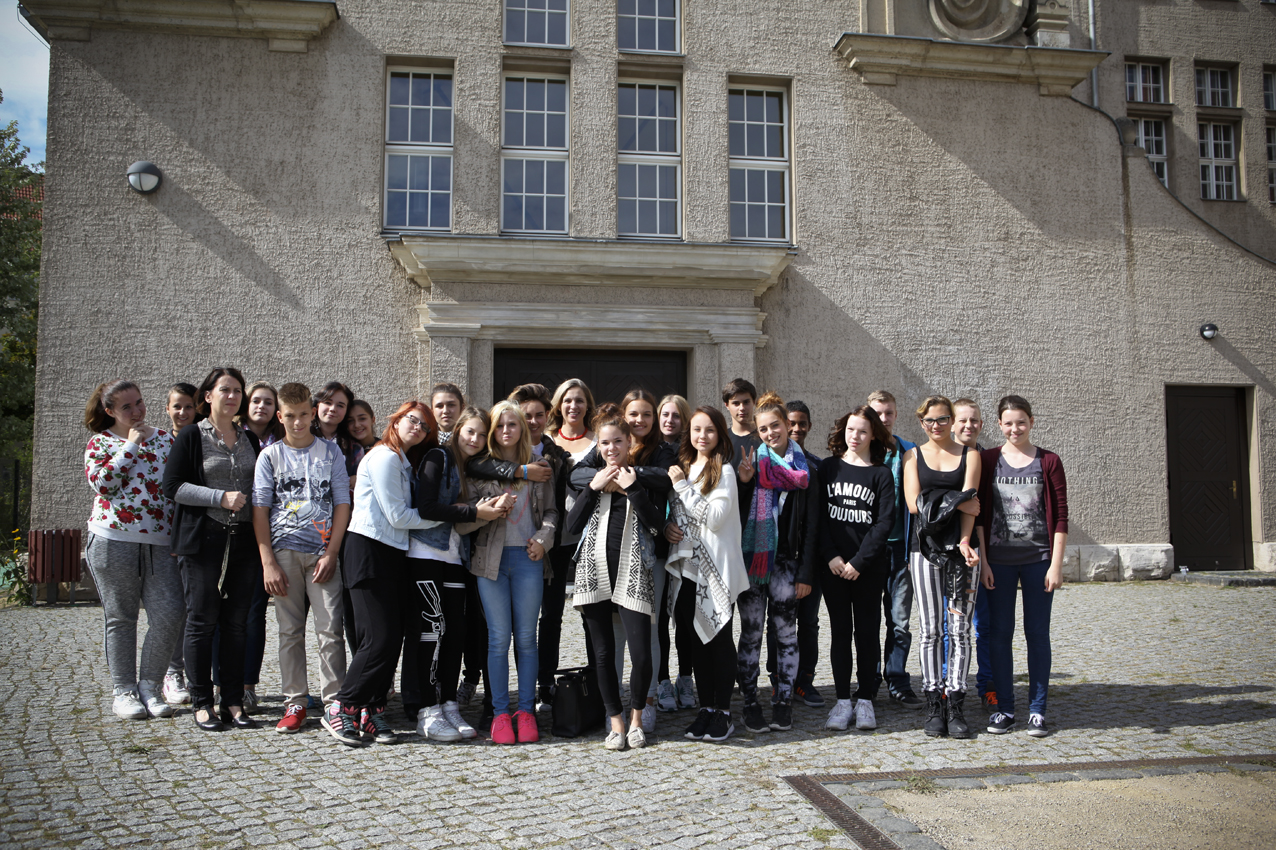 Willkommen an der Isaac Newton Schule in Berlin