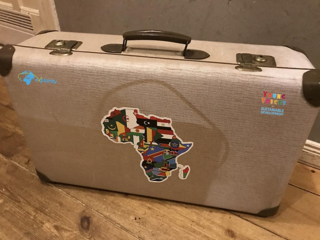 "Neuer Projekt – Aktionskoffer ""Nawa & Bubo in Afrika"" !"